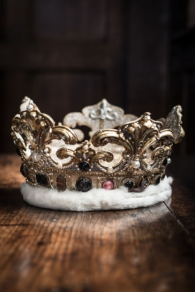 Medieval & Tudor: Crowns