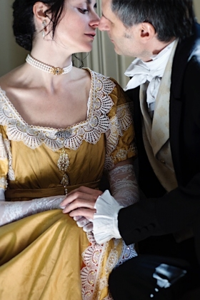 Regency Couple Set 2