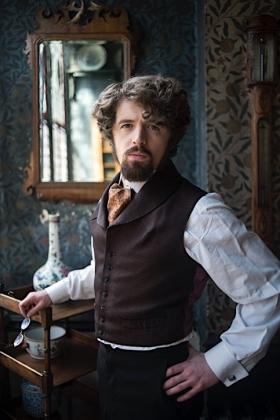 Victorian Men Set 2
