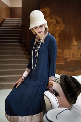 RJ-1920s Women Set 4-044