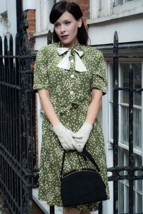 RJ-1940s Women Set 4-198