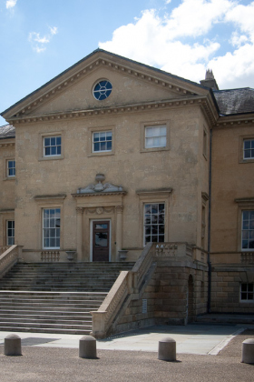 Historic Houses-Exteriors