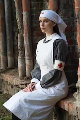 RJ-WW1 Nurse-101