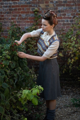 RJ-WW2 Land Girl-Set 1-119